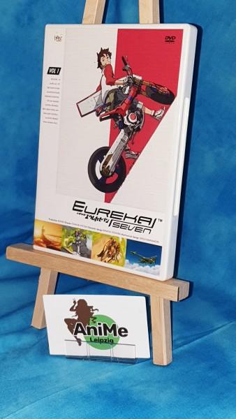 Eureka Seven, Vol. 01 DVD