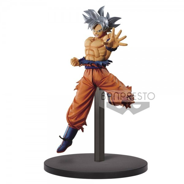 Dragon Ball Super Chosenshiretsuden PVC Statue Son Goku Ultra Instinct