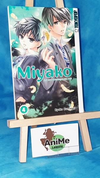 Miyako - Auf den Schwingen der Zeit Band 4