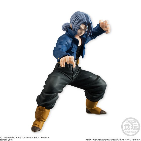 Dragonball Styling Collection Figur Trunks