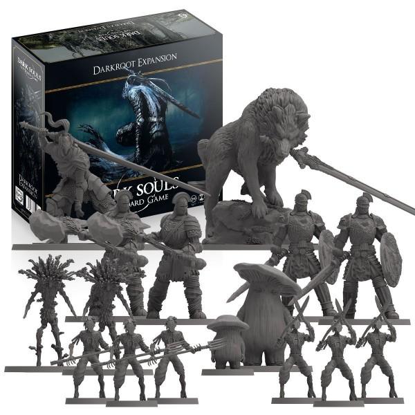 Dark Souls Brettspiel-Erweiterung Darkroot (Finsterwurz)