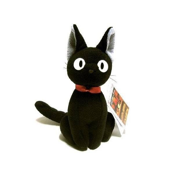 Studio Ghibli Plüschfigur - Jiji - Kikis kleiner Lieferservice