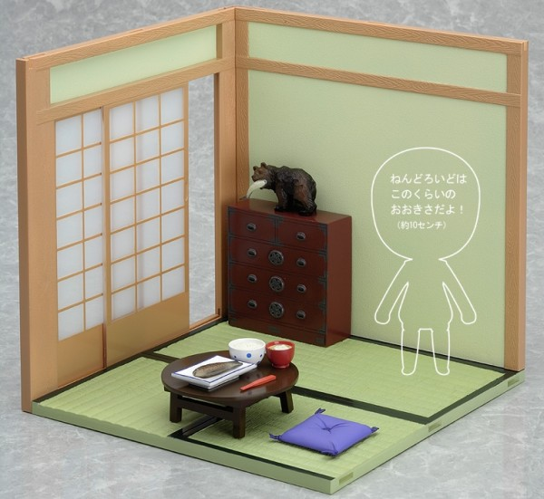 Nendoroid Playset #02: Japanese Life Set A - Dining Set - RE-RUN