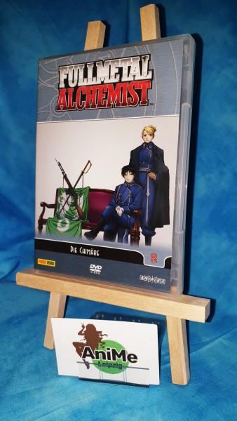 Fullmetal Alchemist Vol. 2 DVD