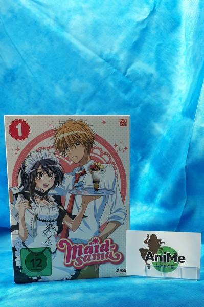 Maid-Sama Vol 1 DVD