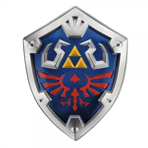 Legend of Zelda Skyward Sword Kunststoff-Replik Link´s Hylia Schild 48 cm