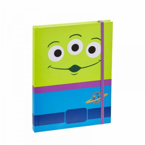 Toy Story 4 Notizbuch A5 Aliens