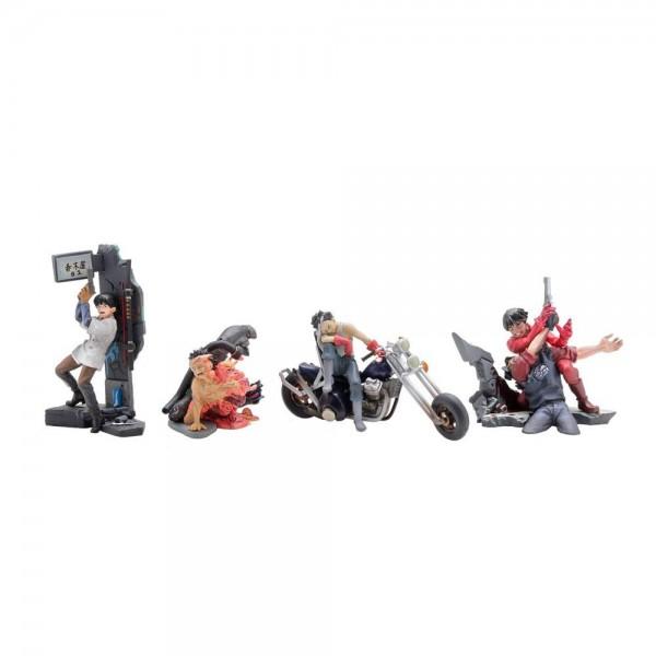 Akira miniQ Minifiguren 5-8 cm Display Vol. 2 Tetsuo
