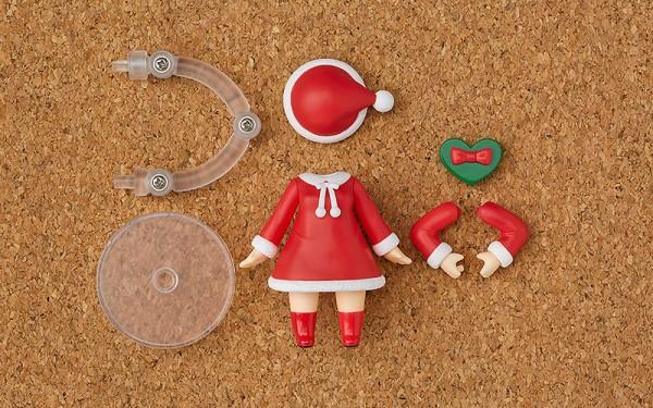 Nendoroid More: Christmas Set Female Ver, - Weibliche Version -