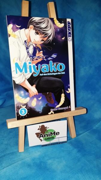 Miyako - Auf den Schwingen der Zeit Band 3