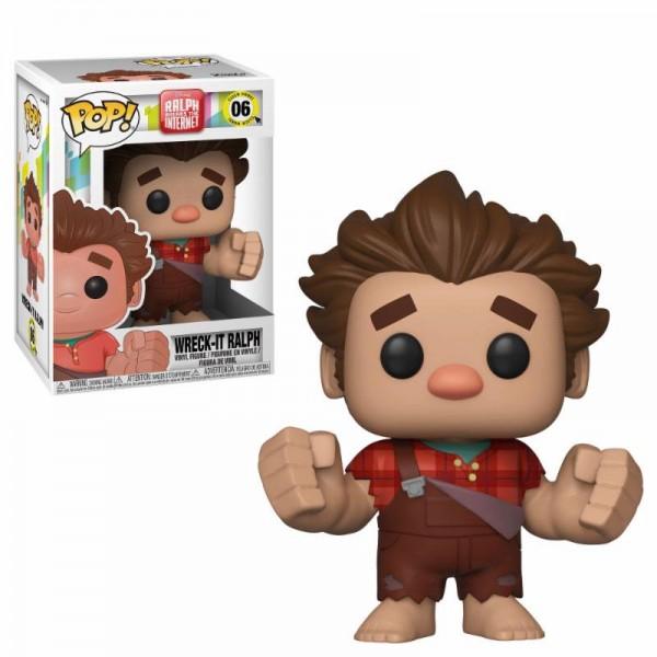 Ralph reichts 2 POP! Movies Vinyl Figur Wreck-It Ralph