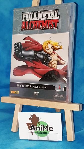 Fullmetal Alchemist Vol. 1 DVD