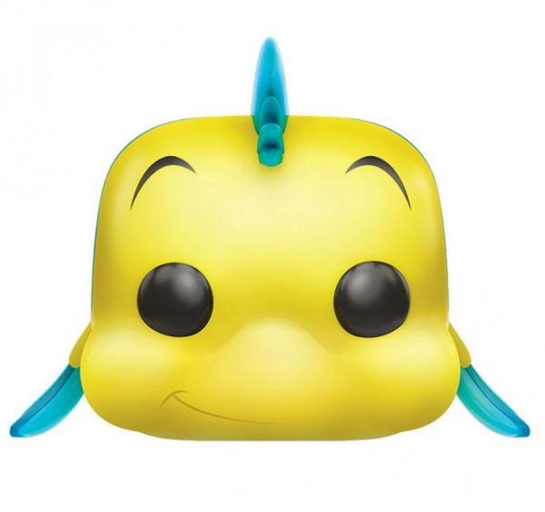 Arielle die Meerjungfrau POP! Disney Vinyl Figur Fabius