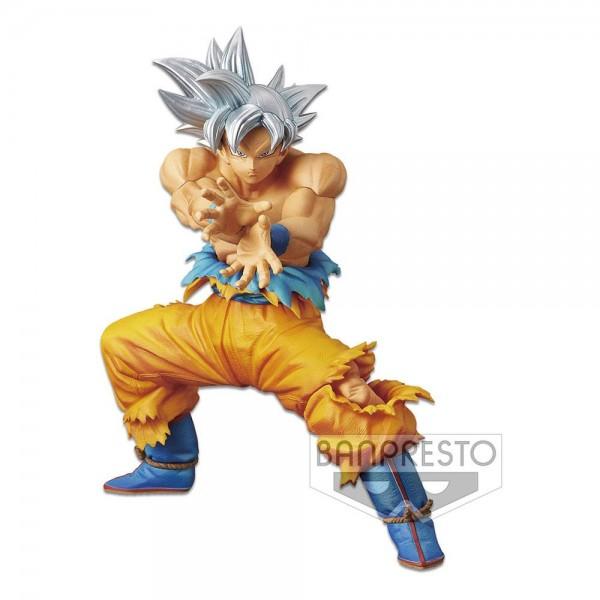 Dragon Ball Super DXF The Super Warriors Statue Ultra Instinct Goku Special Ver. 18 cm