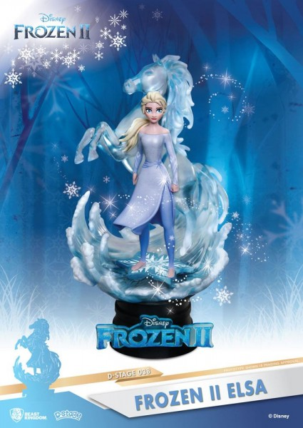 Die Eiskönigin II D-Stage PVC Diorama Elsa
