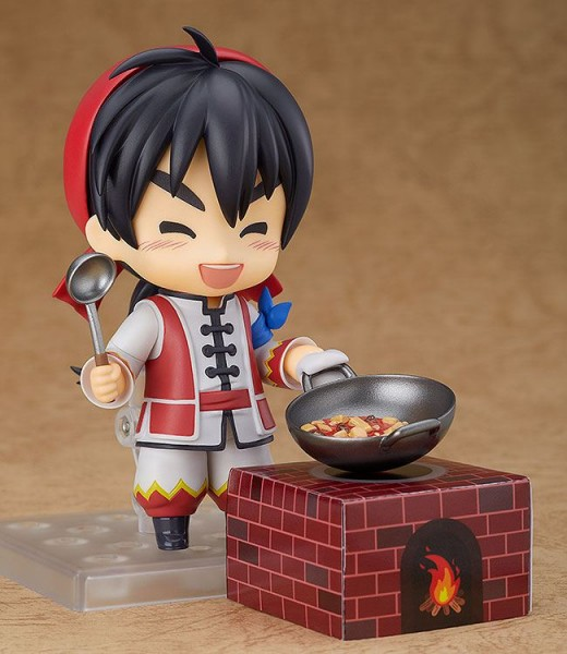 True Cooking Master Boy Nendoroid - Liu Maoxing