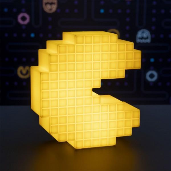 Pac-Man 3D Lampe Pixelated Pac-Man