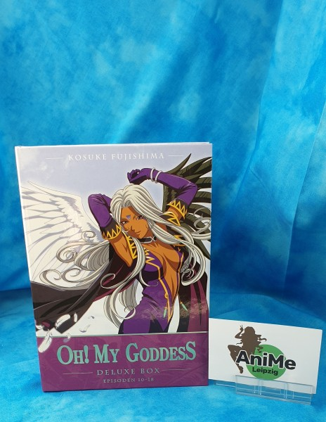 OH! My Goddess - Deluxe Box, Vol. 2 DVD