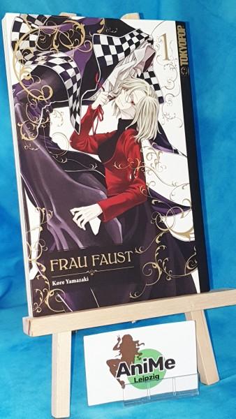 Frau Faust Band 1