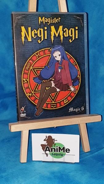 Magister Negi Magi - Vol. 6 DVD