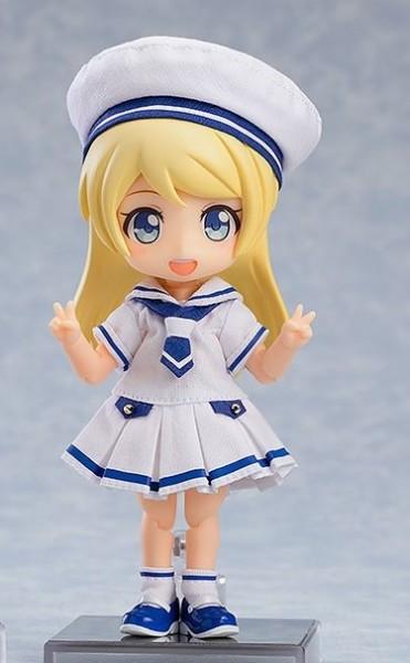 Original Character Zubehör-Set für Nendoroid Doll Actionfiguren Sailor Girl Outfit