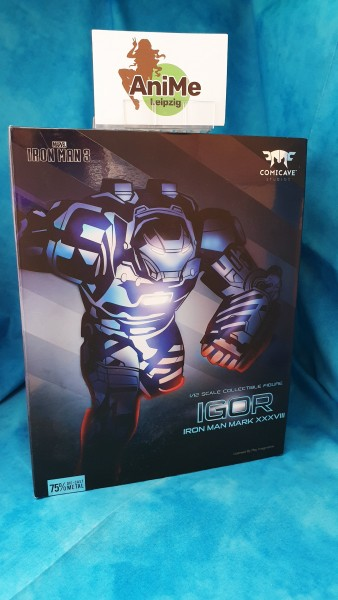 Iron Man Mark XXXVIII ( 38 ) 1/12 Scale Collectible Figur