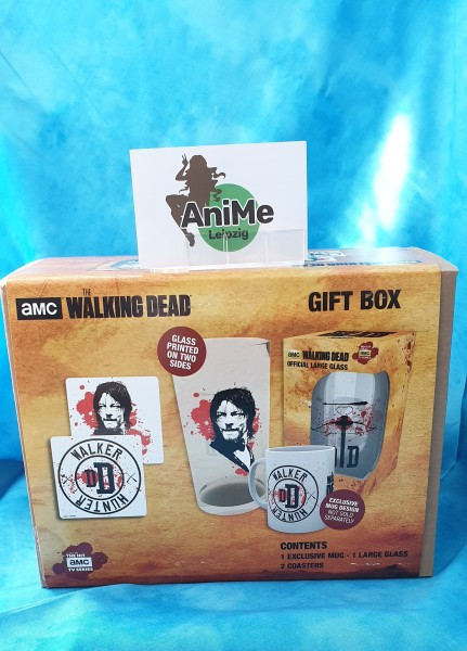 Walking Dead Geschenkbox Daryl