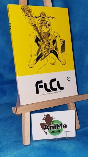 FLCL Vol. 1 DVD