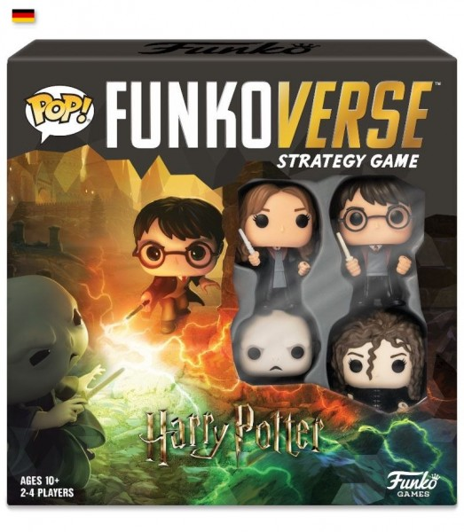 Harry Potter Funkoverse Brettspiel Strategy Game *Deutsche Version*