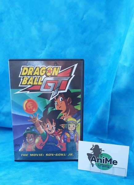 Dragonball GT - The Movie: Son-Goku Jr. DVD