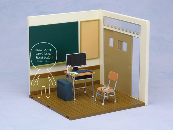NENDOROID PLAYSET 01 SCHOOL LIFE SET B RE-RUN
