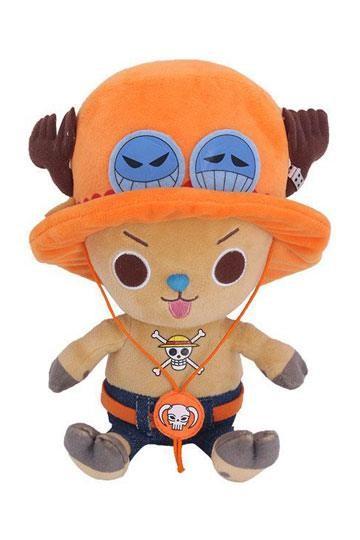 One Piece Plüschfigur Chopper x Ace