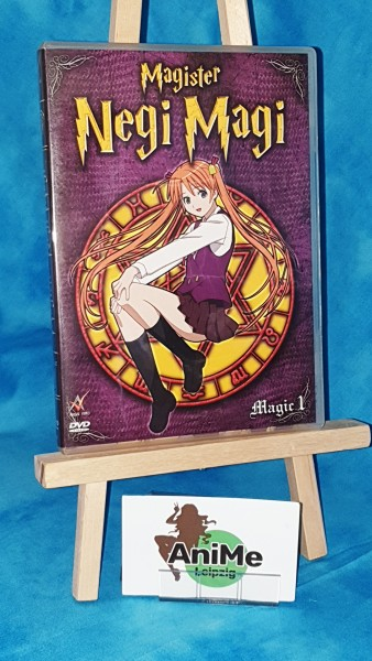 Magister Negi Magi - Vol. 1 DVD