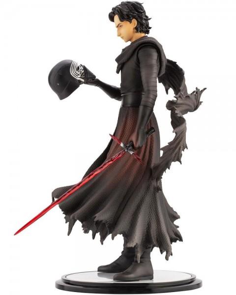 Star Wars Episode VII ARTFX Statue 1/7 Kylo Ren Cloaked in Shadows