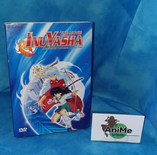 InuYasha - The Movie: Affections Touching Across Time DVD