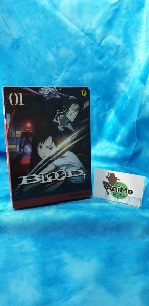 Blood+ Vol 1 DVD
