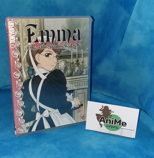Emma - Eine viktorianische Liebe, Vol. 03 DVD