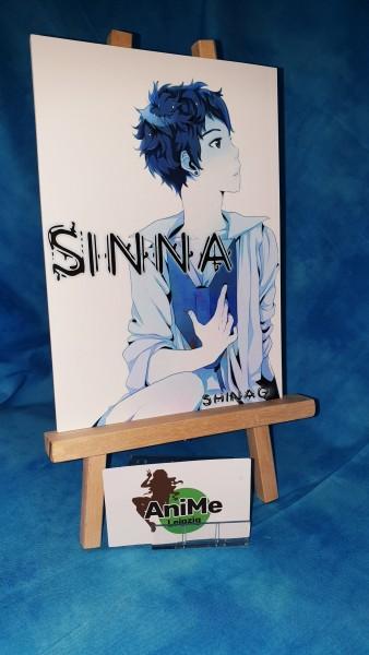 Sinna 1 - Shinagi Sammlerstück mit Original Autogramm