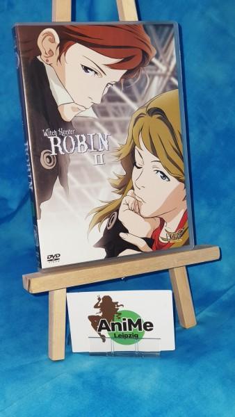 Witch Hunter Robin, Vol. 2 DVD