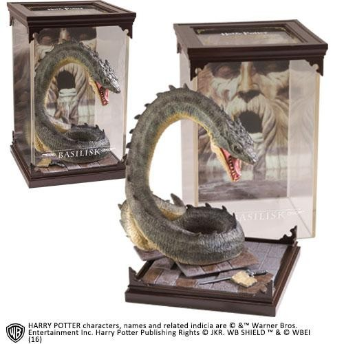 Harry Potter Magical Creatures Statue Basilisk