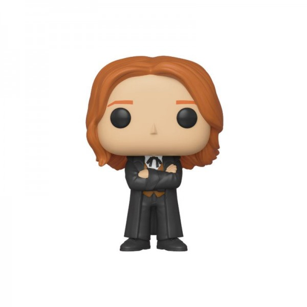 Harry Potter POP! Movies Vinyl Figur George Weasley (Yule)