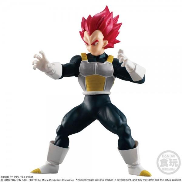 Dragon Ball Super Styling Collection Figur Super Saiyan God Vegeta