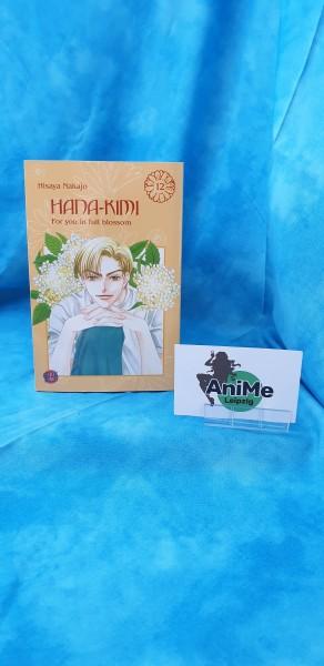 Hana No Kimi - For you in full blossom: Hana-Kimi, Band 12