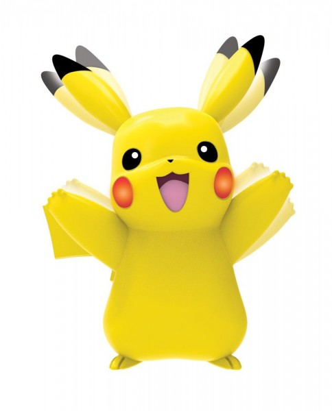 Pokémon Interaktive Figur My Partner Pikachu
