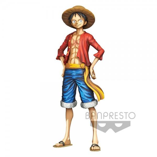 One Piece Master Star Piece PVC Statue Monkey D. Ruffy Manga Dimension