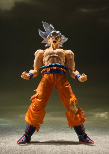 Dragon Ball Super S.H. Figuarts Actionfigur Son Goku Ultra Instinct