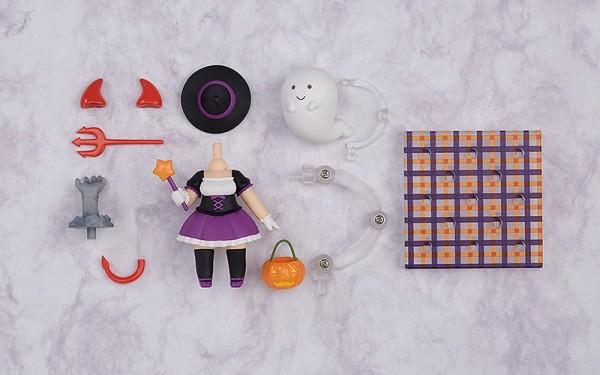 Nendoroid More Halloween Set Female Ver. - Weibliche Version