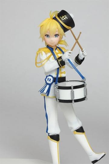 Character Vocal Series PVC Statue Kagamine Ren Winter Live Version