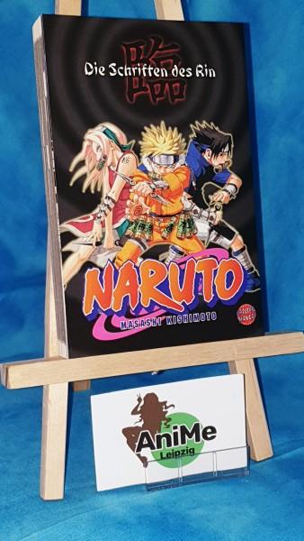 Naruto Die Schriften des Rin