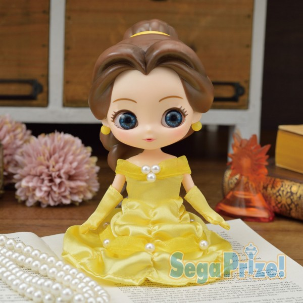 CUICUI Disney Characters Premium Doll - Belle